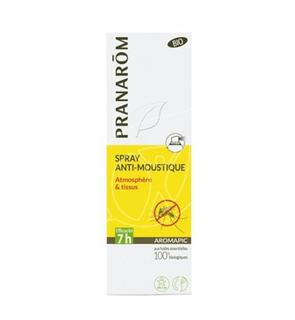 SPRAY anti-moustique bio  Atmosphérique & Tissus